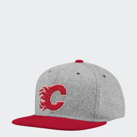 Flames Strap-Back Cap
