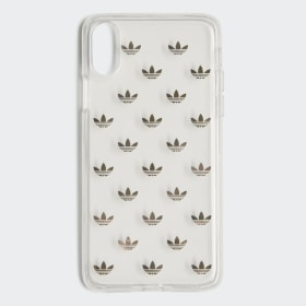 Clear iPhone XS/X cover