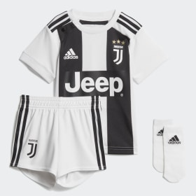 Juventus Home Infant Kit