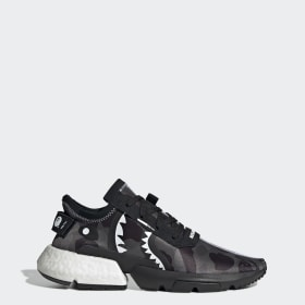 NEIGHBORHOOD BAPE POD-S3.1 Schuh