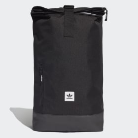 Premium Essentials Roll-Top Backpack