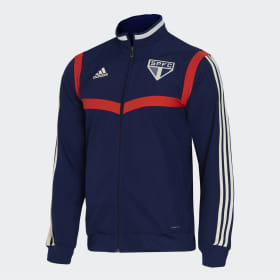 Jaqueta de Apresentação do São Paulo FC