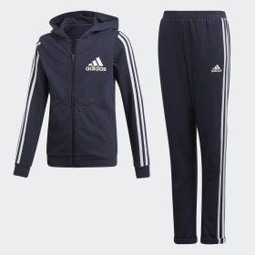 Hooded Track Suit