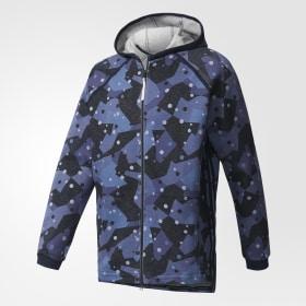 Bluza z kapturem Splinter Camouflage Hoodie