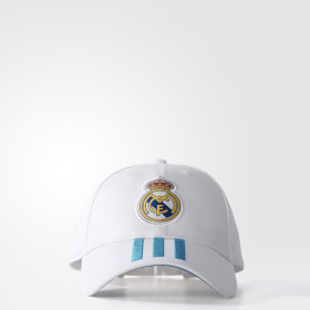Gorra 3 franjas Real Madrid