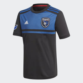 San Jose Earthquakes Home Jersey
