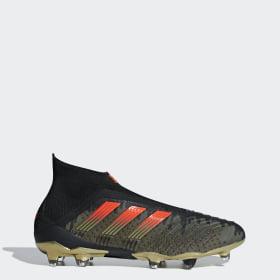 Bota de fútbol Paul Pogba Predator 18+ césped natural seco