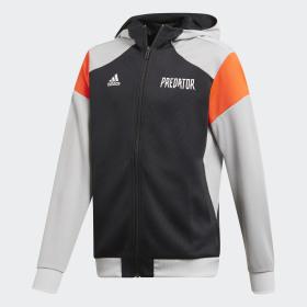 Predator Full-Zip hættetrøje