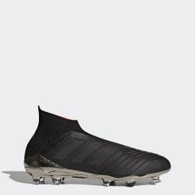Bota de fútbol Predator 18+ césped natural seco