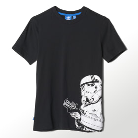 Remera Originals Stormtrooper Star Wars Niños