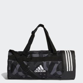 3-Streifen Convertible Graphic Duffelbag