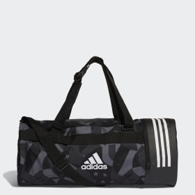 Taška 3-Stripes Convertible Graphic Duffel