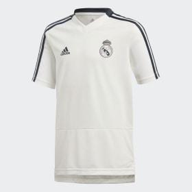 09c25c3faac44 Camiseta entrenamiento Real Madrid Camiseta entrenamiento Real Madrid · Niño  Fútbol