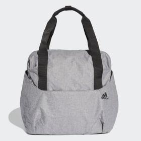 Training ID Heathered tote