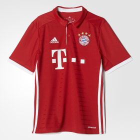 Jersey y Uniforme del Bayern Munich para fútbol  4d56dcfb98e48