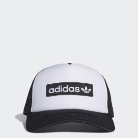 Foam Curved Trucker Hat