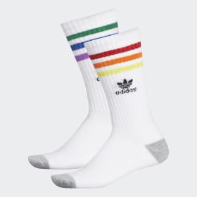 Pride Roller Crew Socks