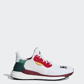 Tenisky Pharrell Williams x adidas Solar Hu Glide