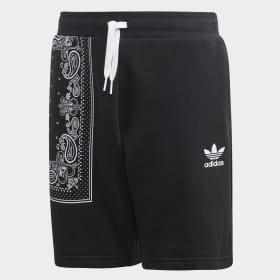 Pantalón corto Bandana