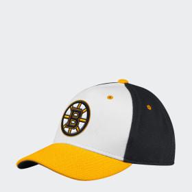 Bruins Adjustable Piqué Mesh Cap