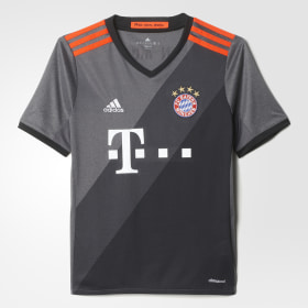 Jersey de visitante FC Bayern 2016