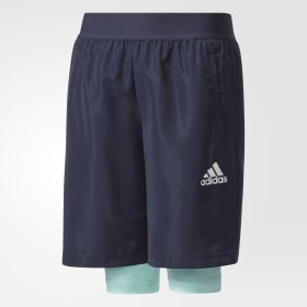 Shorts Dos-en-Uno Football