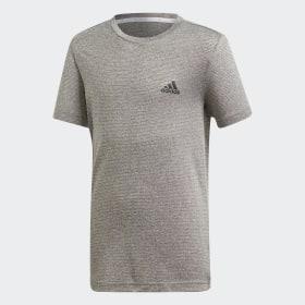 T-shirt med textur