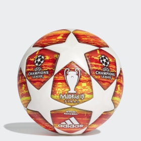 Finale Official matchbold