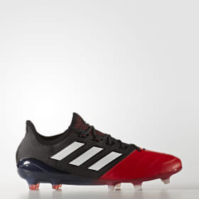 ACE 17.1 Leather Firm Ground Cleats