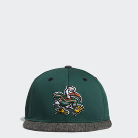 Hurricanes Flat Brim Hat