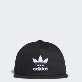 Trefoil Snap-Back Hat