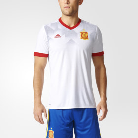 Dres Spain Home Pre-Match