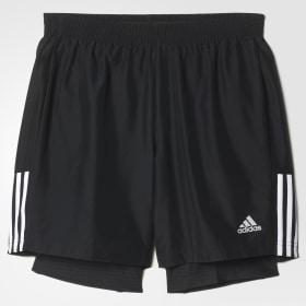 Shorts con Malla 2 en 1 Ozweego