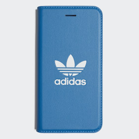 Funda iPhone 8 Booklet Basic Logo