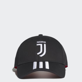 Juventus Turin 3-Streifen Kappe
