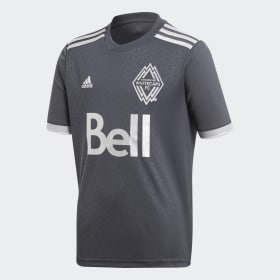 Vancouver Whitecaps FC Away Jersey