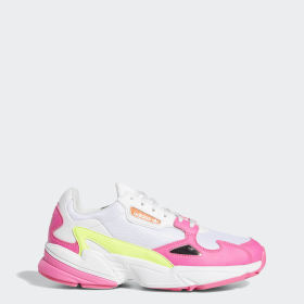 adidas Falcon  90s Inspired Women s Shoes   Clothing  3bd6fa40b2