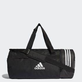 152ef8071ec4 Convertible 3-Stripes Duffel Bag Medium