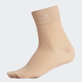 Lurex Quarter Socks