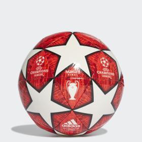 Ballon UCL Finale Madrid Capitano