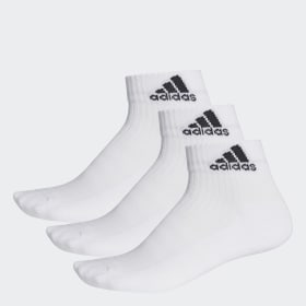 Calcetines Tobilleros 3 Rayas Performance 3 Pares