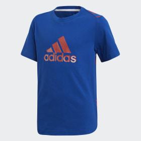 Camiseta com Marca Athletics Sport ID
