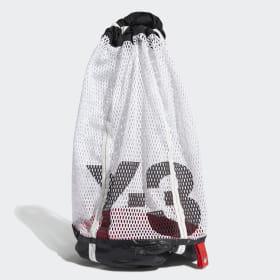 Y-3 Icon gymnastikpose