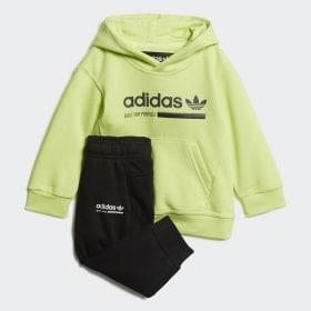 d493e45bd2dd5 Teplákové súpravy - žltá | adidas SK