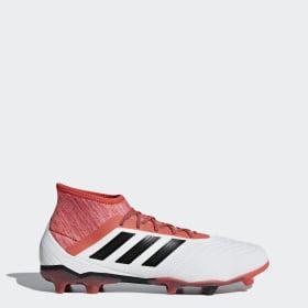 Botas de Futebol Predator 18.2 – Piso Firme