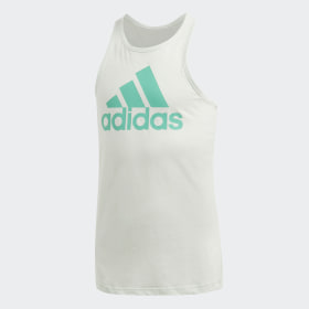 Essentials Performance Logo Tank Top