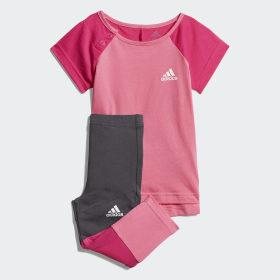 Conjunto camiseta y mallas Mini Me