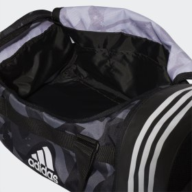 3-Stripes Convertible Graphic Duffel Bag