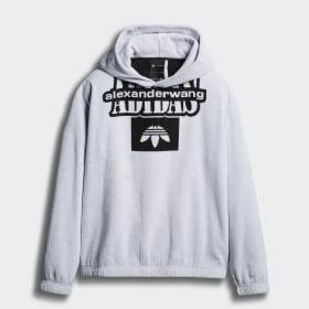 Sweat-shirt à capuche adidas Originals by AW Towel