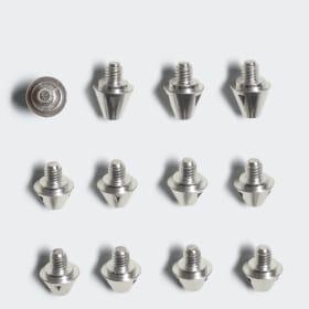 Kegleformede knopper